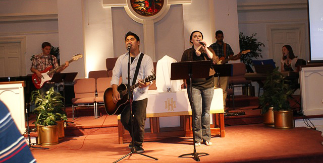 830 worship team at suburban christian church
