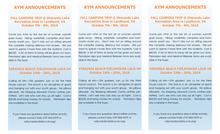 Bulletin Insert for September 16th